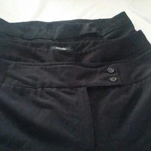 Bundle of 3 pair size 10 black pants
